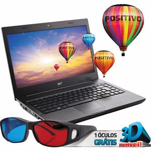 Notebook Positivo SIM 2510M 1