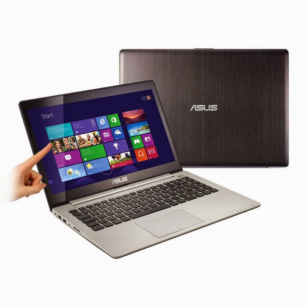 Conheça o Notebook ASUS S400CA-CA194H Touch Intel Core i5, 4GB, 500GB, HDMI e Windows 8