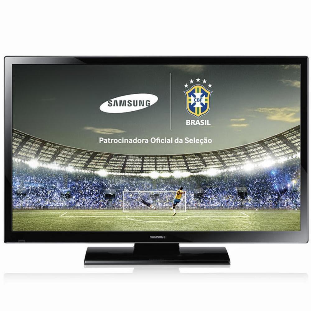 TV Plasma Samsung PL43H4000AGXZD + Função Futebol