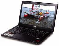 """Notebook Sti Infinity na 1402 Nvz Ka4a Com AMD A4-5000, 4 Gb, HD 500 Gb, LED 14"""" W8"""