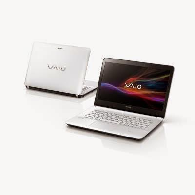 """NOTEBOOK TOUCH SONY SVF14325CBW FIT 14 CORE I5-4200U 8GB 1TB WNDOWS 8.1 14"""" - BRANCO - Sony"""