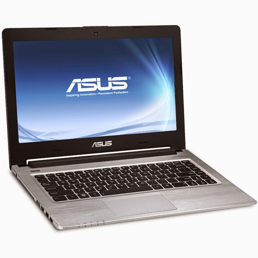 """Conheça o Ultrabook ASUS S46CB-BRAZIL-WX228H com processador Intel Core i7 (3537U), 6GB de memória, HD de 1TB e 24 GB SSD, Tela LED 14"""", Conexões USB e HDMI, Bluetooth, Placa de vídeo Geforce GT 740M com 2 GB de memória dedicada, Peso"""