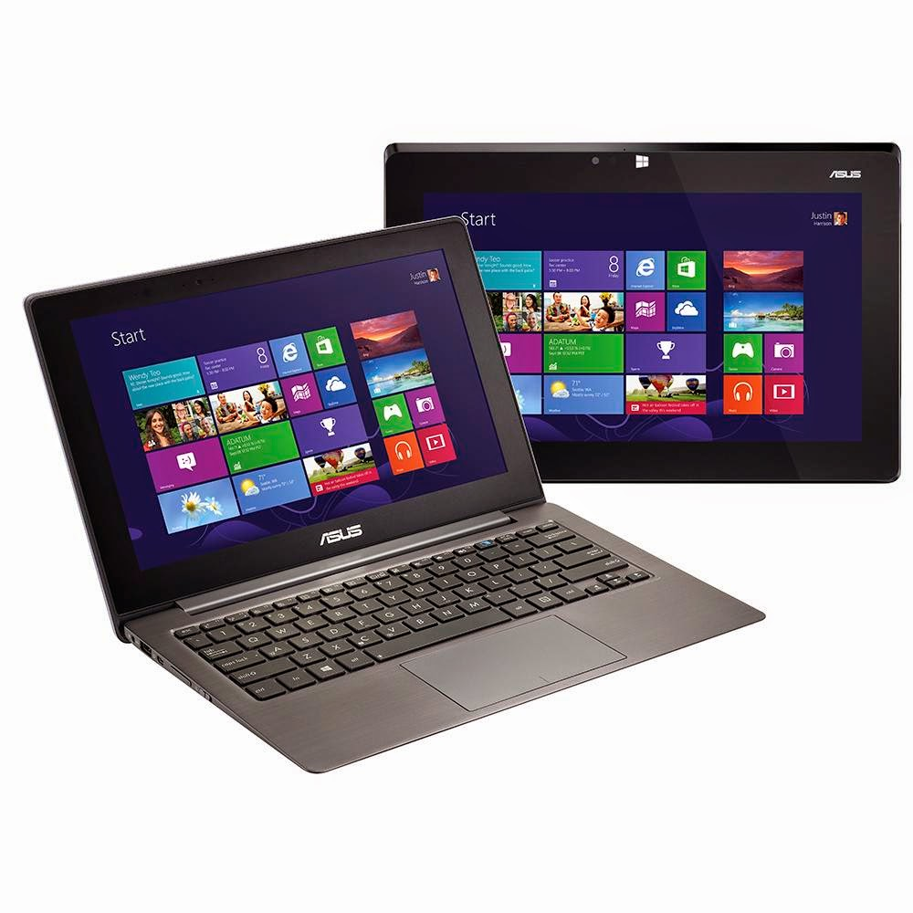 "Conheça o Notebook ASUS TAICHI21-CW003H Intel Core i5, 4GB, HD 128 GB SSD SATA III, 2x 11.6"" LED e HDMI - Windows 8"
