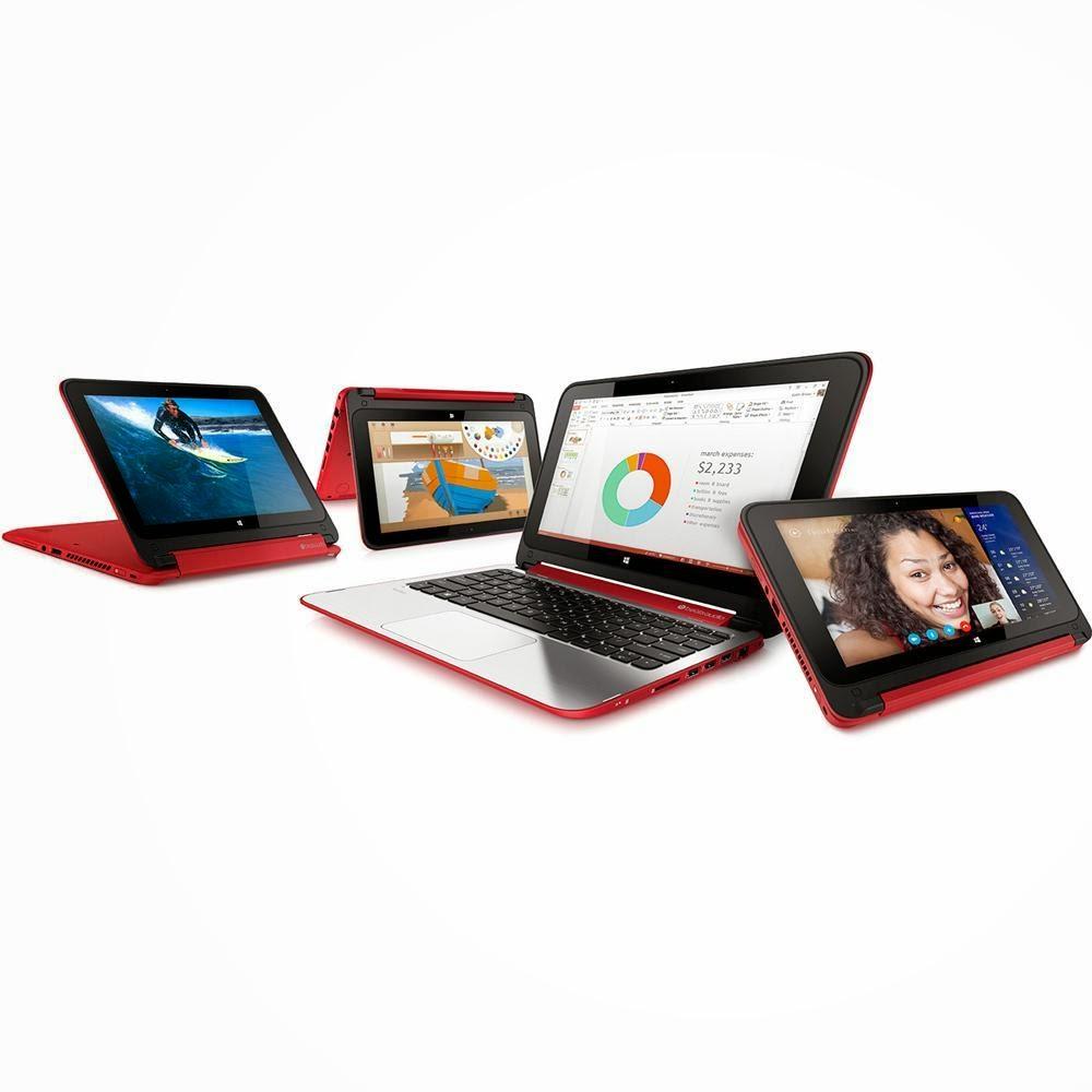 Conheça o Notebook 2 em 1 HP Pavilion x360 11-n021br com processador Intel® Pentium® N3520, 4GB de memória, HD de 500GB, Wi-fi e Windows 8. BT Informática.