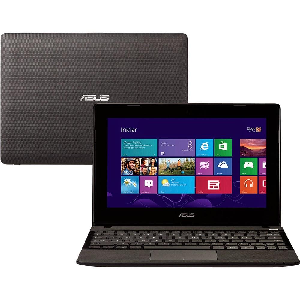 "Conheça o Notebook Asus X102BA-DF041H com AMD Dual Core 2GB 320GB LED 10,1"" Touchscreen Windows 8"