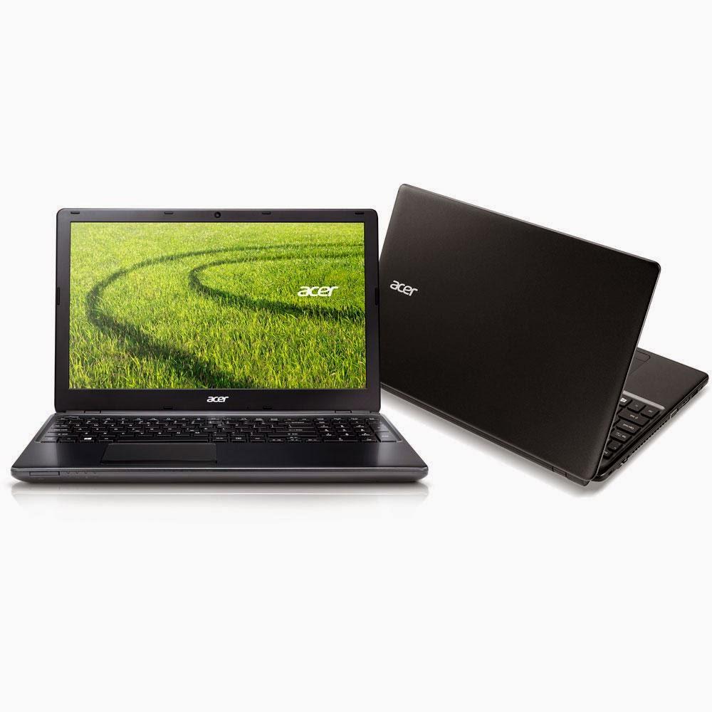 """Conheça o Notebook Acer E1-530-2_BR639 Preto com Intel processador Celeron (1017U), 2GB de memória, HD de 320GB, Wi-Fi, Conexões USB e HDMI, Tela de 15,6"""" e Windows 8. BT Informática."""