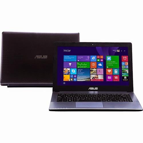 """Conheça o Notebook Asus X450LC-BRA-WX109H com processador Intel Core i7, 8GB de memória, HD de 750GB, Tela LED 14"""",  Placa de Vídeo Dedicada NVIDIA GeForce GT 720M, Bluetooth e Windows 8.1. BT Informática"""