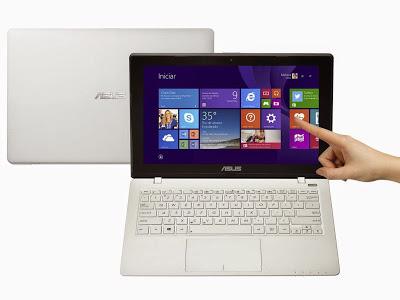 Conheça o Notebook Asus X200MA-CT137H com processador Intel Dual Core (N2815) de 1.86 GHz a 2.13 GHz e 1 MB cache, 2GB de memória, HD de 500GB, Tela LED Touch 11,6, Conexões USB e HDMI, Não possui drive de DVD, Bateria de 3 células, Peso aproximado de 1,35kg e Windows 8.1. BT Informática.