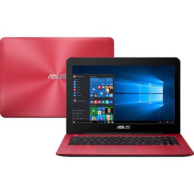 """Conheça o Notebook Asus Z450LA-WX006T com processador Intel Core i5 (5200U) de 2.2 GHz a 2.7 GHz e 3 MB cache, 8GB de memória, HD de 1TB, Tela LED de 14"""", Conexões USB e HDMI, Drive de DVD, Bateria de 2 células, Peso aproximado de 2,1kg e Windows 10."""