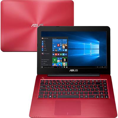 """Conheça o Notebook Asus Z450LA-WX010T com processador Intel Core i3 (5005U) de 2 GHz e 3 MB cache, 4GB de memória, HD de 1TB, Tela LED de 14"""", Conexões USB e HDMI, Drive de DVD, Bateria de 2 células, Peso aproximado de 2,1kg e Windows 10."""
