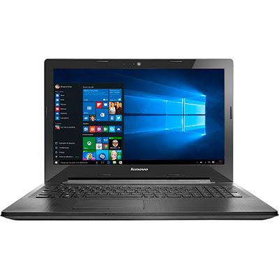 """Conheça o Notebook Lenovo G40-80 80JE000DBR com processador Intel Core i7 (5500U) de 2.4 GHz a 3 GHz e 4 MB cache, 8GB de memória, HD de 1TB, Tela LED 14"""", Placa de vídeo AMD Radeon R5 M230 com 2 GB de memória dedicada, Conexões USB e HDMI, Drive de DVD, Bateria de 4 células, Peso aproximado de 2,1kg e Windows 10."""