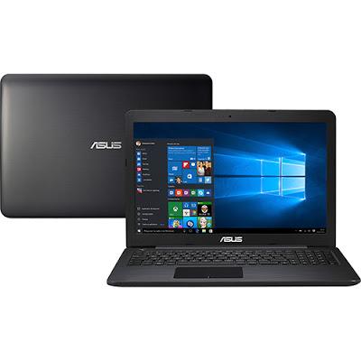 """Conheça o Notebook Asus Z550MA-XX004T com processador Intel Celeron Quad Core (N2940) de 1.83 Ghz a 2.25 GHZ e 2 MB cache, 4GB de memória, HD de 500GB, Tela LED de 15,6"""", Conexões USB e HDMI, Drive de DVD, Bateria de 2 células, peso aproximado de 2,14 kg e Windows 10."""