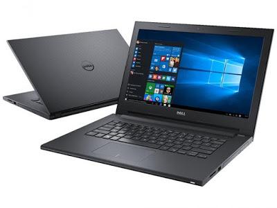"""Conheça o Notebook Dell Inspiron I14-3442-C40 com processador Intel Core i5 (4210U) de 1.7 GHz a 2.7 GHz e 3 MB cache, 8GB de memória, HD de 1TB, Tela LED de 14"""", Placa de vídeo da Geforce 820M com 2 GB de memória dedicada, Conexões USB e HDMI, Drive de DVD, Bateria de 4 Células, Peso aproximado de 2kg e Windows 10."""