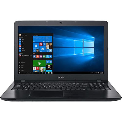 """Conheça o Notebook Acer ES1-572-36XW com processador Intel Core i3 (6100U) 2.3 GHz e 3 MB cache, 4GB de memória, HD de 1TB, Tela LED de 15,6"""", Conexões USB e HDMI, Drive de DVD, Bateria de 4 Células, Peso aproximado de 2,4kg e Windows 10."""