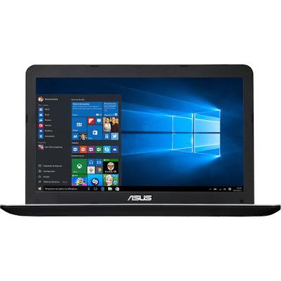 """Conheça o Notebook Asus X555UB-BRA-XX298T com processador Intel Core i7 (6500U) de 2.5 GHz a 3.1 Ghz e 4 MB cache, 8GB de memória (4 GB Onboard + 4 GB Offboard), HD de 1TB, Tela LED de 15,6"""", Placa de vídeo Geforce 940M com 2 GB de memória dedicada, Conexões USB e HDMI, Não possui Drive de DVD, Bateria de 2 células (3300 mAh), Peso aproximado de 2,3kg e Windows 10."""