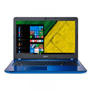 """Conheça o Notebook Acer Aspire F5-573G-719C NX.GLSAL.005 com processador Intel Core i7 (7500U) de 2.7 GHz a 3.5 GHz e 4 MB cache, 8 GB de memória RAM (DDR4 2133 MHz - expansível até 16GB), HD de 1TB (5.400 RPM), Tela LED HD de 15,6"""" com resolução máxima de 1366 X 768, Placa de Vídeo integrada Intel HD Graphics 620 + Geforce 940MX com 4GB de memória dedicada (DDR5), Conexões USB e HDMI, Wi-Fi 802.11 b/g/n, Drive de DVD, Bateria de 4 células (2800 mAh), Peso aproximado de 2,3kg e Windows 10."""