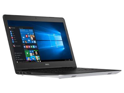 """Conheça o Notebook Dell Inspiron i14-5457-A30 com processador Intel Core i7 (6500U) de 2.5 GHz a 3.1 GHz e 4 MB cache, 8 GB de memória RAM (DDR3L-1600), HD de 1 TB (5.400 RPM), Tela LED HD de 14"""" Truelife com resolução máxima de 1366 X 768, Placa de Vídeo Intel HD Graphics 520 e Geforce 930M com 4 GB de memória dedicada, Conexões USB e HDMI, Wi-Fi 802.11ac, Não possui Drive de DVD, Bateria de 3 células (43 WHr), Peso aproximado de 2,2kg e Windows 10."""