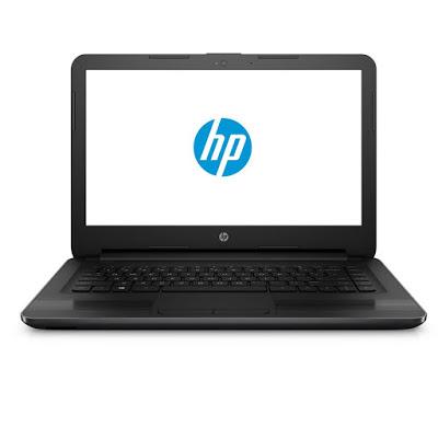 "Conheça o Notebook HP 246 G5 1HB02LA#AC4 com processador Intel Core i3 (5005U) de 2 GHz e 3 MB cache, 4GB de memória RAM, HD de 500 GB (5.400 RPM), Tela LED HD de 14"", Placa de Vídeo integrada Intel HD Graphics 5500, Conexões USB e HDMI, Wi-Fi 802.11bgn, Drive de DVD, Bateria de 4 células (41WHr), Peso aproximado de 1,79kg e Windows 10."
