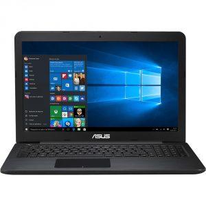 """Conheça o Notebook Asus Z550SA-XX001T com processador Intel Celeron Quad Core (N3160) de 1.60 GHz a 2.24 GHz e 2MB cache, 4GB de memória RAM (DDR3L) expansível até 8GB, HD de 500GB (5.400RPM), Tela LED HD de 15,6"""" com resolução máxima de 1366 x 768, Placa de vídeo integrada Intel HD Graphics 400, Conexões USB e HDMI, Wi-fi 802.11 b/g/n, Drive de DVD, Peso aproximado de 2 Células (3300 mAh), Peso aproximado de 2,14kg e Windows 10."""