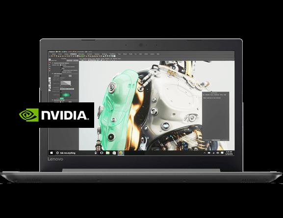 """Conheça o Notebook Lenovo Ideapad 320 80YH0007BR com processador Intel Core i5 (7200U) de 2.5 GHz a 3.1 GHz e 3 MB cache, 8GB de memória RAM (DDR4 2133 MHz- 4GB soldado + 4GB slot), HD de 1 TB (5.400 RPM), Tela LED HD antirreflexo de 15,6"""" com resolução máxima de 1366 x 768, Placa de Vídeo integrada Intel HD Graphics 620 e Geforce 940MX com 2GB de memória dedicada, Conexões USB e HDMI, Wi-Fi 802.11 ac, Não possui Drive de DVD, Bateria de 2 células (30WHr), Peso aproximado de 2kg e Windows 10."""