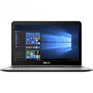 """Conheça o Notebook Asus X556UR-XX477T com processador Intel Core i7 (7500U) de 2.7 GHz a 3.5 GHz e 4 MB cache, 8GB de memória RAM (DDR 4 - 4 GB Onboard + 4 GB Offboard), HD de 1 TB (5.400 RPM), Tela LED HD de 15,6"""" com resolução máxima de 1366 X 768, Placa de Vídeo integrada Intel HD Graphics 620 e Geforce 930MX com 2GB de memória dedicada, Conexões USB e HDMI, Wi-Fi 802.11 b/g/n, Não possui Drive de DVD, Bateria de 2 células (3300mAh), Teclado Retroiluminado, Peso aproximado de 2,3kg e Windows 10."""