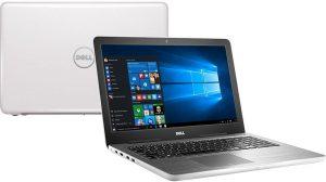 """Conheça o Notebook Dell Inspiron i15-5567-A30B com processador Intel Core i5 (7200U) de 2.5 GHz a 3.1 GHz e 3 MB cache, 8GB de memória RAM (DDR4 2133 MHz), HD de 1 TB (5.400 RPM), Tela LED HD de 15,6"""" com resolução máxima de 1366 x 768, Placa de Vídeo integrada Intel HD Graphics 620 e AMD Radeon R7 M445 com 2GB de memória dedicada (GDDR5), Conexões USB e HDMI, Wi-Fi 802.11 ac, Drive de DVD, Bateria de 3 células (42WHr), Peso aproximado de 2,3kg e Windows 10."""