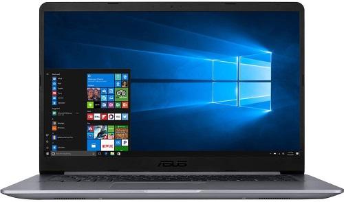 """Conheça o Notebook Asus Vivobook X510UR-BQ209T com processador Intel Core i5 (7200U) de 2.5 GHz a 3.1 GHz e 3 MB cache, 8GB de memória RAM (DDR4 2133 MHz - expansível até 16GB), HD de 1 TB (5.400 RPM), Tela LED FULL HD de 15,6"""" e resolução máxima de 1920 x 1080, Placa de Vídeo integrada Intel HD Graphics 620 e Geforce 930MX com 2GB de memória dedicada, Conexões USB e HDMI, Wi-Fi 802.11 ac, Não possui Drive de DVD, Bateria de 3 células (4000 mAh), Peso aproximado de 1,7kg e Windows 10."""