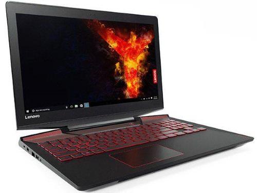 """Conheça o Notebook Lenovo Gamer Legion Y720 81CQ0000BR com processador Intel Core i7 (7700HQ) de 2.8 GHz a 3.8 GHz e 6 MB cache Quad Core, 16GB de memória RAM (DDR4 2400 MHz - 2x 8GB), SSD de 128GB e HD de 1 TB (5.400 RPM), Tela FULL HD IPS de 15,6"""" antirreflexiva com resolução máxima de 1920 x 1080, Placa de Vídeo integrada Intel HD Graphics 630 e Geforce GTX 1060 com 6GB de memória dedicada (GDDR5), Conexões USB e HDMI, Wi-Fi 802.11 b/g/n/ac, Webcam HD (720p), não possui Drive de DVD, Bateria de 4 células (60Whrs), Teclado Retroiluminado, Peso aproximado de 3,2kg e Windows 10 64 bits."""