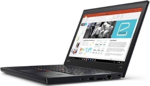 """Conheça o Notebook Lenovo ThinkPad X270 20HM0045BR com processador Intel Core i5 (7300U) de 2.6 GHz a 3.5 GHz e 3MB cache, 8GB de memória RAM (DDR4 2133MHz), SSD de 128GB, Tela LED HD de 12,5"""" antirreflexiva com resolução máxima de 1366×768, Placa de Vídeo integrada Intel HD Graphics 620, Conexões USB e HDMI, Wi-Fi 802.11 b/g/n/ac, Camera HD (720p), Não possui Drive de DVD, Bateria de 3 células (23Wh), Leitor de impressões digitais e Chip de segurança, Peso aproximado de 1,36kg e Windows 10 Pro 64 bits."""