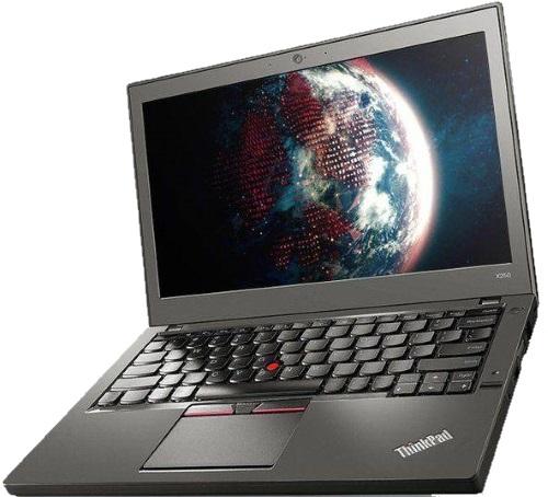 """Conheça o Notebook Ultrabook Lenovo ThinkPad X250 20CL00DJBR com processador Intel Core i5 (5300U) de 2.3 GHz a 2.9 GHz e 3MB cache, 8GB de memória RAM (DDR3 1600MHz), HD de 1TB (5.400 RPM), Tela LED HD de 12,5"""" antirreflexiva com resolução máxima de 1366×768, Placa de Vídeo integrada Intel HD Graphics 5500, Conexões USB e HDMI, Wi-Fi 802.11 b/g/n/ac, Camera HD (720p), Não possui Drive de DVD, Bateria de 6 células, Peso aproximado de 1,42kg e Windows 10 Pro 64 bits."""