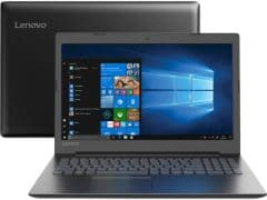 """O Notebook Lenovo Ideapad 330 81FN0001BR possui processador Intel Celeron Dual Core (N4000) de 1.1 GHz a 2.60 GHz e 4MB cache, 4GB de memória RAM (DDR4 - expansível até 16GB), HD de 1 TB (5.400 RPM), Tela LED HD de 15,6"""" Antirreflexo e resolução máxima de 1366 x 768, Placa de Vídeo integrada Intel UHD Graphics 600, Conexões USB e HDMI, Wi-Fi 802.11 b/g/n/ac, Webcam (720p), Não possui Drive de DVD, Bateria de 2 células (30 Wh), Peso aproximado de 2kg e Windows 10 64 bits."""