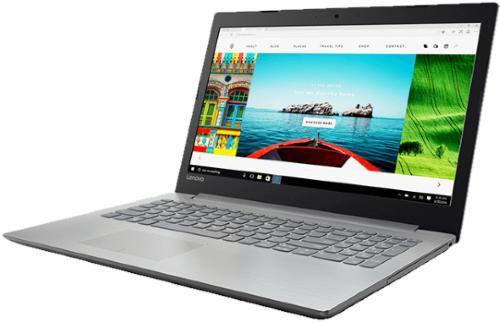 """Conheça o Notebook Lenovo Ideapad 320 80YH0008BR com processador Intel Core i3 (6006U) de 2 GHz e 3 MB cache, 4GB de memória RAM (DDR4 2133 MHz- 4GB soldado), HD de 500 GB (5.400 RPM), Tela LED HD antirreflexo de 15,6"""" com resolução máxima de 1366 x 768, Placa de Vídeo integrada Intel HD Graphics 520, Conexões USB e HDMI, Wi-Fi 802.11 b/g/n/ac, Não possui Drive de DVD, Bateria de 2 células (30WHr), Peso aproximado de 2,06kg e Linux Satux."""
