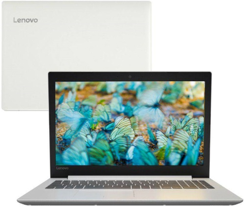 """Conheça o Notebook Lenovo Ideapad 320 80YHS00300 com processador Intel Core i3 (6006U) de 2 GHz e 3 MB cache, 4GB de memória RAM (DDR4 2133 MHz- 4GB soldado), HD de 500 GB (5.400 RPM), Tela LED HD antirreflexo de 15,6"""" com resolução máxima de 1366 x 768, Placa de Vídeo integrada Intel HD Graphics 520, Conexões USB e HDMI, Wi-Fi 802.11 ac, Não possui Drive de DVD, Bateria de 2 células (30WHr), Peso aproximado de 2kg e Windows 10."""