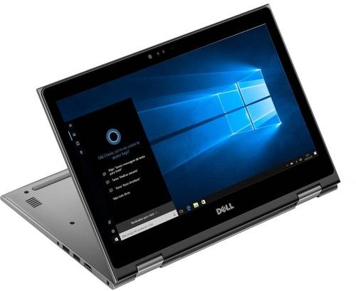 """Conheça o Notebook 2 em 1 Dell Inspiron I13-5378-A30C com processador Intel Core i7 (7500UU) de 2.7 GHz a 3.5 GHz e 4MB cache, 8GB de memória RAM (DDR4 2133MHz), HD de 1 TB (5.400 RPM), Tela LED Full HD de 13,3"""" com resolução máxima de 1920 x 1080, Placa de Vídeo integrada Intel HD Graphics 620, Conexões USB e HDMI, Webcam (720p) Wi-Fi 802.11 b/g/n, Não possui Drive de DVD, Bateria de 3 células (40WHr), teclado retroiluminado, Peso aproximado de 1,62kg e Windows 10 64 bits."""