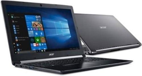 """Conheça o Notebook Acer Aspire 5 A515-51G-50W8 com processador Intel Core i5 (7200U) de 2.5 GHz a 3.1 GHz e 3MB cache, 8 GB de memória RAM (DDR4 - expansível até 20GB), HD de 2 TB (5.400 RPM), Tela LED HD de 15,6"""" com resolução máxima de 1366 x 768, Placa de Vídeo integrada Intel HD Graphics 620 + NVIDIA Geforce 940MX com 2GB de memória dedicada (GDDR5), Conexões USB e HDMI, Wi-Fi 802.11 b/g/n/ac, Não possui Drive de DVD, Bateria de 4 células, Peso aproximado de 2,2kg e Windows 10 64 bits."""