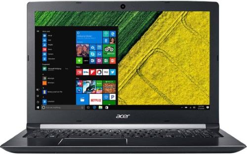 """Conheça o Notebook Acer Aspire A515-51G-C1CW com processador Intel Core i7 (8550U) de 1.8 GHz a 4 GHz e 8MB cache, 12GB de memória RAM (DDR4 - expansível até 20GB), HD de 1 TB (5.400 RPM), Tela LED Full HD de 15,6"""" e resolução máxima de 1920 x 1080, Placa de Vídeo integrada Intel UHD Graphics 620 e NVIDIA Geforce MX130 com 2GB de memória dedicada (GDDR5), Conexões USB e HDMI, Wi-Fi 802.11 b/g/n/ac, Webcam (720p), Não possui Drive de DVD, Bateria de 4 células (3220mAh), Peso aproximado de 2,2kg e Windows 10 64 bits."""