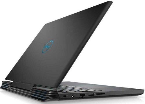 """Conheça o Notebook Gamer Dell G7-7588-U20P com processador Intel Core i7 (8750H) de 2.2 GHz a 4.1 GHz e 9MB cache, 8GB de memória RAM (DDR4 2666 MHz), HD de 1 TB (5.400 RPM) + SSD 128GB, Tela IPS Full HD de 15,6"""" Antirreflexo e resolução máxima de 1920 x 1080, Placa de Vídeo integrada Intel UHD Graphics 630 e NVIDIA Geforce GTX 1050Ti com 4GB de memória dedicada (GDDR5), Conexões USB e HDMI, Wi-Fi 802.11 b/g/n/ac (trabalha na frequencia 2.4 GHz e 5 GHz), Webcam (720p), Não possui Drive de DVD, Bateria de 4 células (56 Wh), teclado retroiluminado, Peso aproximado de 2,6kg e Linux Ubuntu 16.04."""