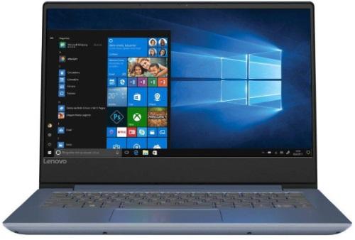 """Conheça o Notebook Lenovo IdeaPad 330S 81JM0003BR com processador Intel Core i7 (8550U) de 1.8 GHz a 4 GHz e 8MB cache, 8GB de memória RAM (DDR4 2400 MHz - 4GB soldado + 4GB slot), HD de 1TB (5.400 RPM), Tela LED HD de 14"""" com resolução máxima de 1366 x 768, Placa de Vídeo integrada Intel UHD Graphics 620Conexões USB e HDMI, Wi-Fi 802.11 b/g/n/ac, Webcam (720p), Não possui Drive de DVD, Bateria de 2 células (30Wh), Peso aproximado de 1.6kg e Windows 10 64 bits."""
