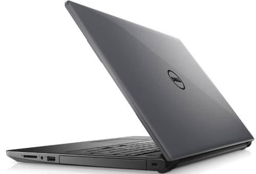 """Conheça o Notebook Dell Inspiron i15-3567-M40C com processador Intel Core i5 (7200U) de 2.5 GHz a 3.1 GHz e 3MB cache, 8 GB de memória RAM (DDR4 2400 MHz), HD de 1 TB (5.400 RPM), Tela LED HD de 15,6"""" antirreflexiva com resolução máxima de 1366 x 768, Placa de Vídeo integrada Intel HD Graphics 620, Conexões USB e HDMI, Wi-Fi 802.11 b/g/n, Não possui Drive de DVD, Bateria de 4 células (40Wh), Peso aproximado de 2,15kg e Windows 10 64 bits."""