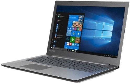 """O Notebook Lenovo Ideapad 330 81FE000QBR possui processador Intel Core i3 (7020U) de 2.3 GHz e 3 MB cache, 4GB de memória RAM (DDR4 2133 MHz - 4GB soldado), HD de 1 TB (5.400 RPM), Tela LED HD de 15,6"""" antirreflexiva com resolução máxima de 1366 x 768, Placa de Vídeo integrada Intel HD Graphics 620, Conexões USB e HDMI, Wi-Fi 802.11 b/g/n/ac, Não possui Drive de DVD, Webcam (720p), Bateria de 2 células(30Wh), Peso aproximado de 2,06kg e Sistema Operacional Windows 10 64 bits."""