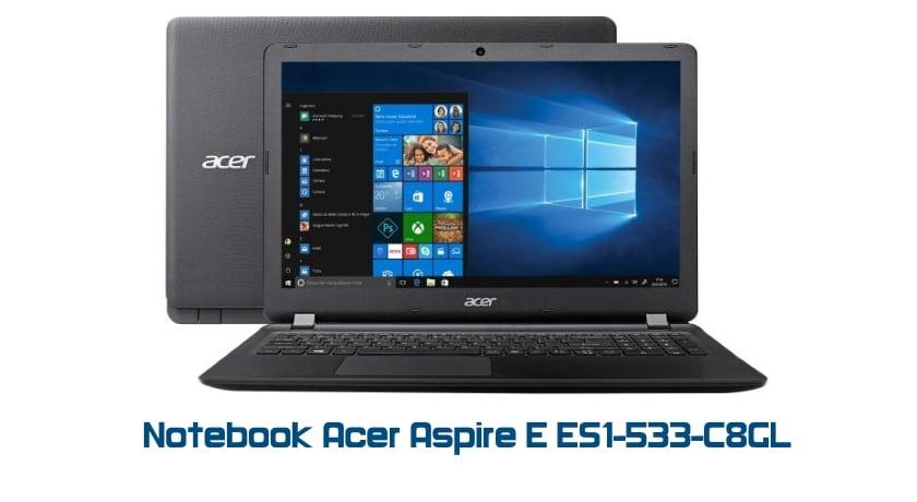 Notebook Acer Aspire E ES1-533-C8GL