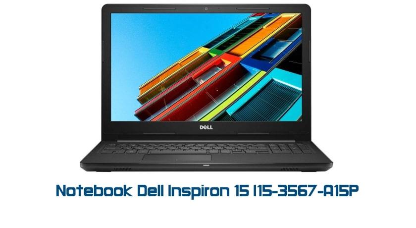"""Conheça o Notebook Dell Inspiron 15 I15-3567-A15P com processador Intel Core i3 (7020U) de 2.3 GHz e 3 MB cache, 4GB de memória RAM (DDR4 - expansível até 16GB), HD de 1 TB (5.400 RPM), Tela LED HD de 15,6"""" antirreflexiva com resolução máxima de 1366 x 768, Placa de Vídeo integrada Intel HD Graphics 620, Conexões USB e HDMI, Wi-Fi 802.11 b/g/n/ac, Não possui Drive de DVD, Webcam (720p), Bateria de 4 células(40Wh), Peso aproximado de 1,96kg e Sistema Operacional Windows 10 64 bits."""