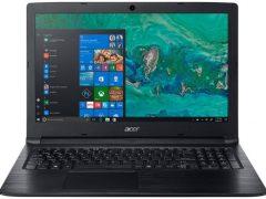 """O Notebook Acer Aspire 3 A315-53-34Y4 possui processador Intel Core i3 (8130U) de 2.2 GHz a 3.4 GHz e 4 MB cache, 4GB de memória RAM (DDR4 - expansível até 20GB), HD de 1 TB (5.400 RPM), Tela LED HD de 15,6"""" com resolução máxima de 1366 x 720, Placa de Vídeo integrada Intel UHD Graphics 620, Conexões USB e HDMI, Wi-Fi 802.11 b/g/n/ac, Não possui Drive de DVD, Bateria de 2 células(37Wh - 4810mAh), slot M.2 para a instalação de unidades SSD tamanho 2280 e 2240 que utilizem barramento SATA, Peso aproximado de 2,1kg e Sistema Operacional Windows 10 64 bits."""