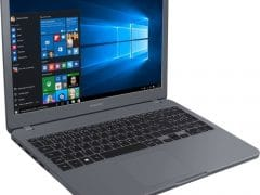 Notebook Samsung Expert X20 NP350XAA-KFWBR