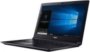 Notebook Acer Aspire 3 A315-33-C39F   Celeron N3060 e 4GB 1