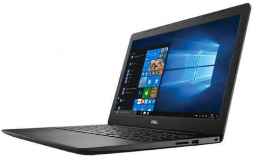 O Notebook Dell Inspiron i15-3583-A30P possui processador Intel Core i7 (8565U) de 1.8 GHz a 4.6 GHz e 8MB cache, 8GB de memória RAM (DDR4 - expansível até 16GB), HD de 2 TB (5.400 RPM), Tela LED HD de antirreflexiva com resolução máxima de 1366 x 768, Placa de Vídeo integrada Intel UHD Graphics 620 e AMD Radeon 520 com 2GB de memória dedicada (GDDR5), Conexões USB e HDMI, Wi-Fi 802.11 b/g/n/ac, Webcam (720p), Não possui Drive de DVD, Bateria de 3 células (42Wh), Teclado numérico e resistente a derramamento de líquidos, Peso aproximado de 2,03kg e Windows 10 64 bits.