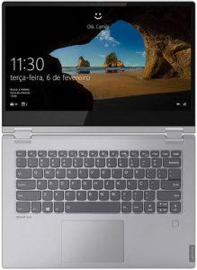Notebook Lenovo Ideapad C340 81RL0001BR | i7 8565U e 8GB 1