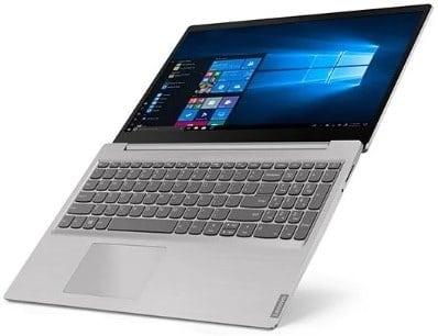 """O Notebook Lenovo Ideapad S145 81WT0000BR possui processador Intel Celeron Dual Core (N4000) de 1.1 GHz a 2.6 GHz e 4 MB cache, 4GB de memória RAM (DDR4 2400MHz - expasível até 8GB), SSD 256GB, Tela LED HD de 15,6"""" antirreflexiva e resolução máxima de 1366 x 768, Placa de Vídeo integrada Intel UHD Graphics 600, Conexões USB e HDMI, Wi-Fi 802.11 b/g/n/ac, Webcam (0.3 MP), Não possui Drive de DVD, Bateria de 2 células (30Wh), Peso aproximado de 1,85kg e Windows 10 64 bits."""