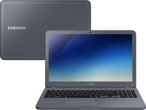 Notebook Samsung Expert X20 NP350XBE-KFWBR | I5 8265U e 4GB 1