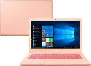 Notebook Samsung Flash F30 NP530XBB-AD3BR | Celeron N4000 e 4GB 1